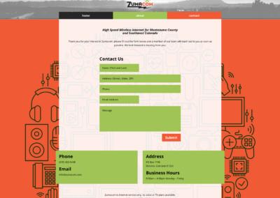 Zumacom Website