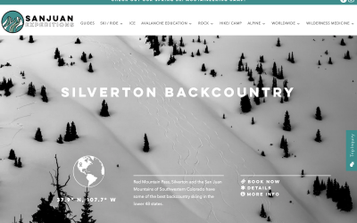 New Website for San Juan Expeditions